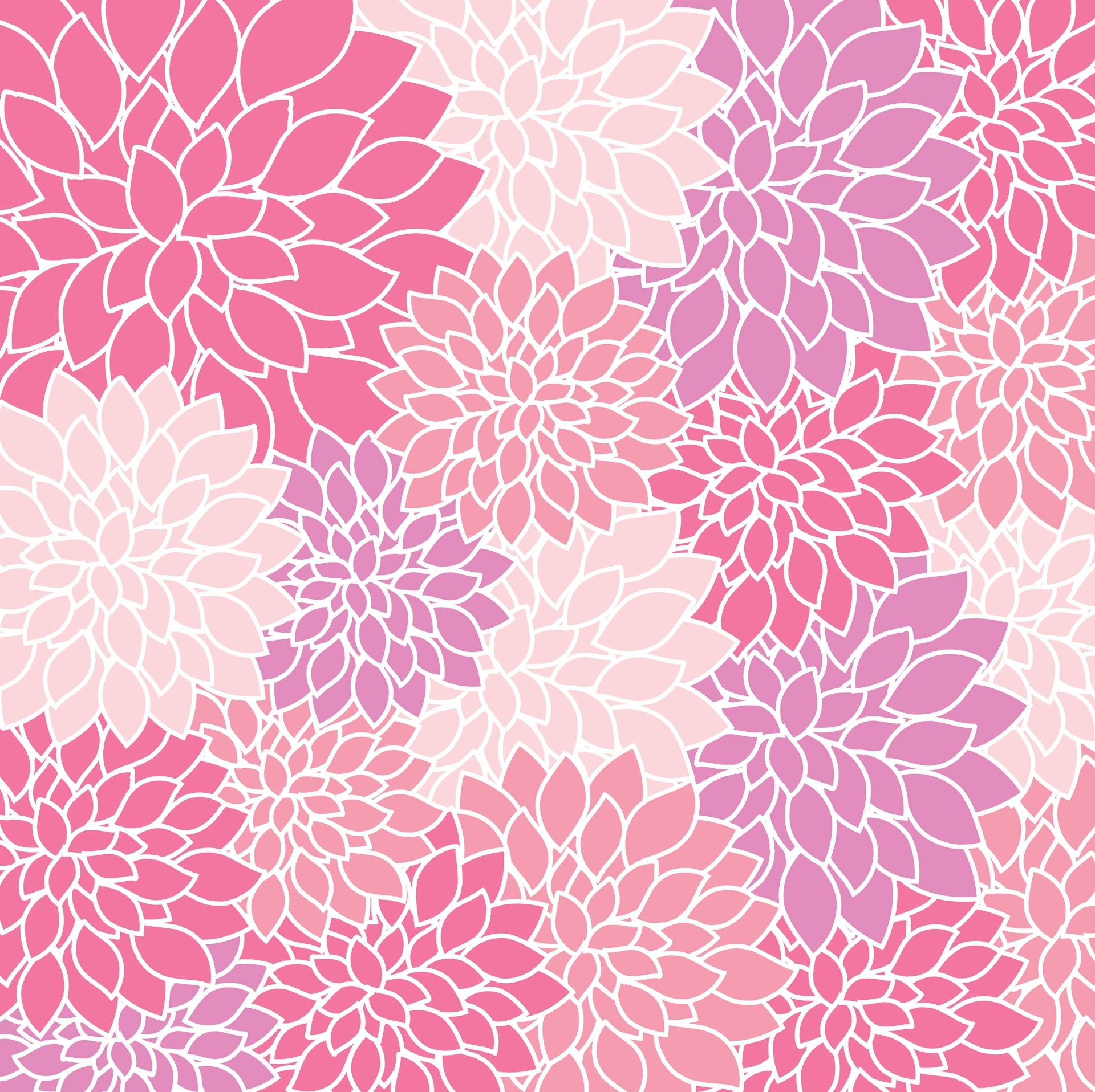 vintage floral wallpaper background free stock photo - public domain
