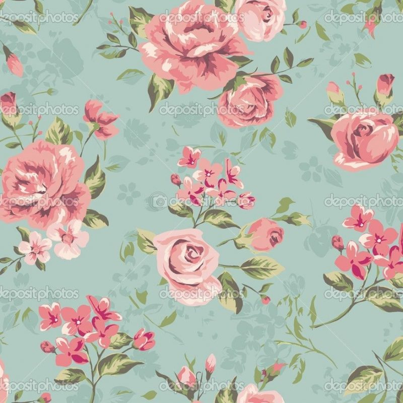 10 Latest Vintage Floral Pattern Wallpaper FULL HD 1080p For PC Background 2018 free download vintage flower wallpaper backgrounds classic wallpaper seamless 800x800