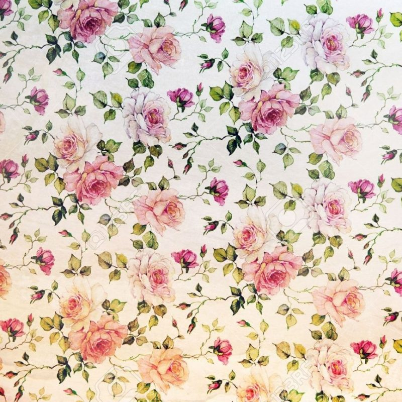10 Best Vintage Pink Flower Wallpaper FULL HD 1920×1080 For PC Background 2020 free download vintage pink roses wallpaper in a repeat background pattern with 800x800