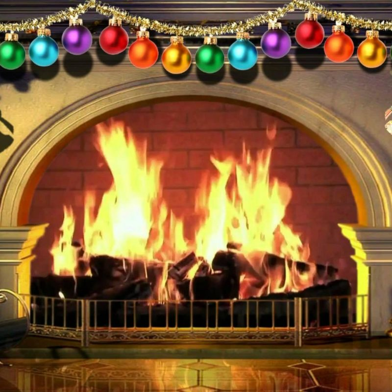 10 Latest Christmas Fireplace Screensaver Free FULL HD 1080p For PC Background 2021 free download virtual christmas fireplace free background video 1080p hd 15 1 800x800