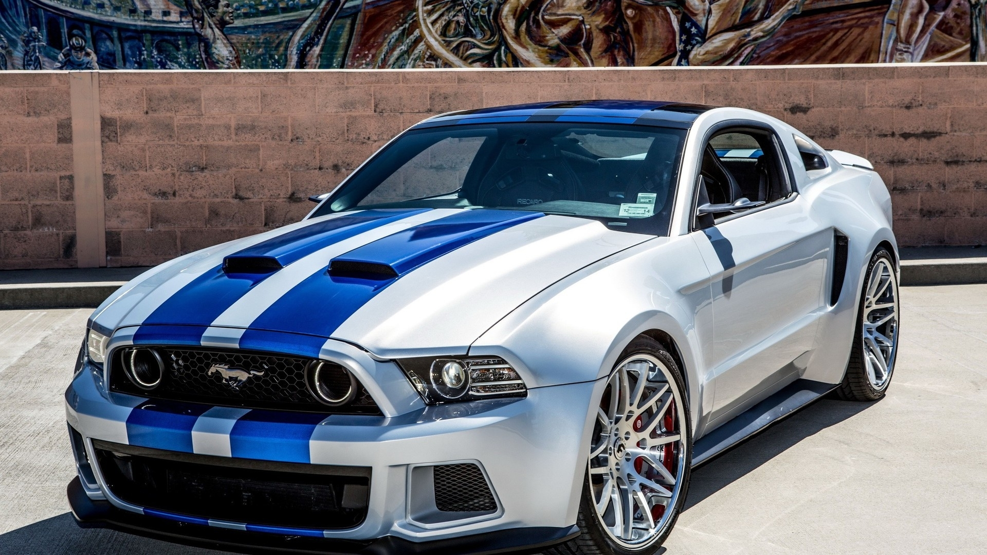 10 New Ford Mustang Hd Wallpapers 1080P FULL HD 1080p For ...