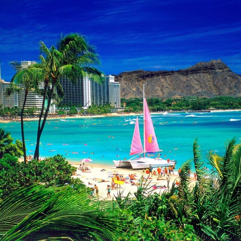 10 New Hawaii Beach Pictures Wallpapers FULL HD 1920×1080 For PC Background 2018 free download waikiki oahu hawaii normal hd wallpapers high definition 100 800x800
