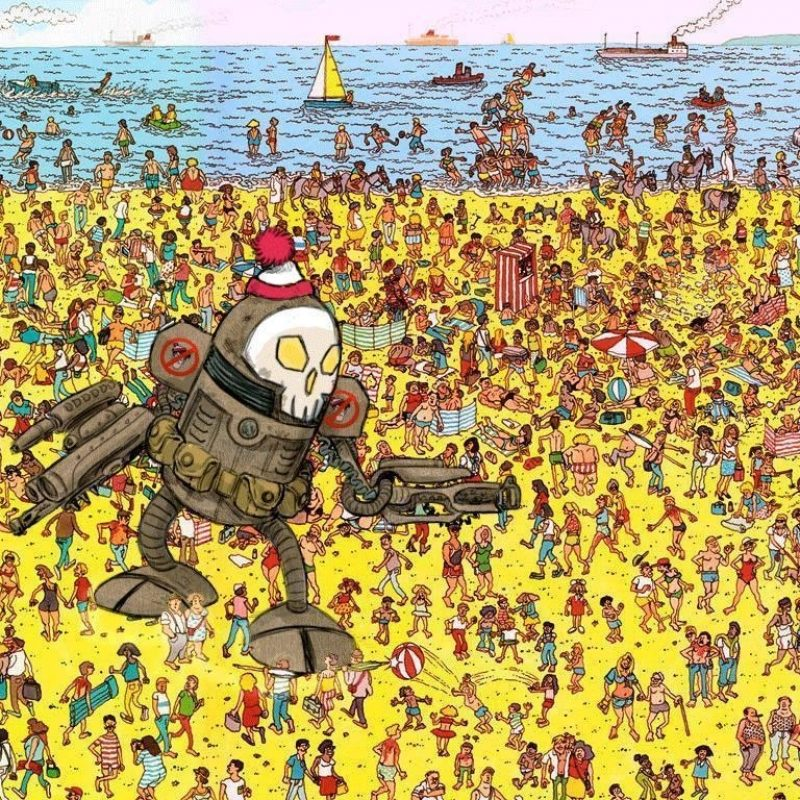 10 Top Where's Waldo Wallpapers For Desktop FULL HD 1920×1080 For PC Desktop 2018 free download waldo wallpapers wallpaper cave 1 800x800
