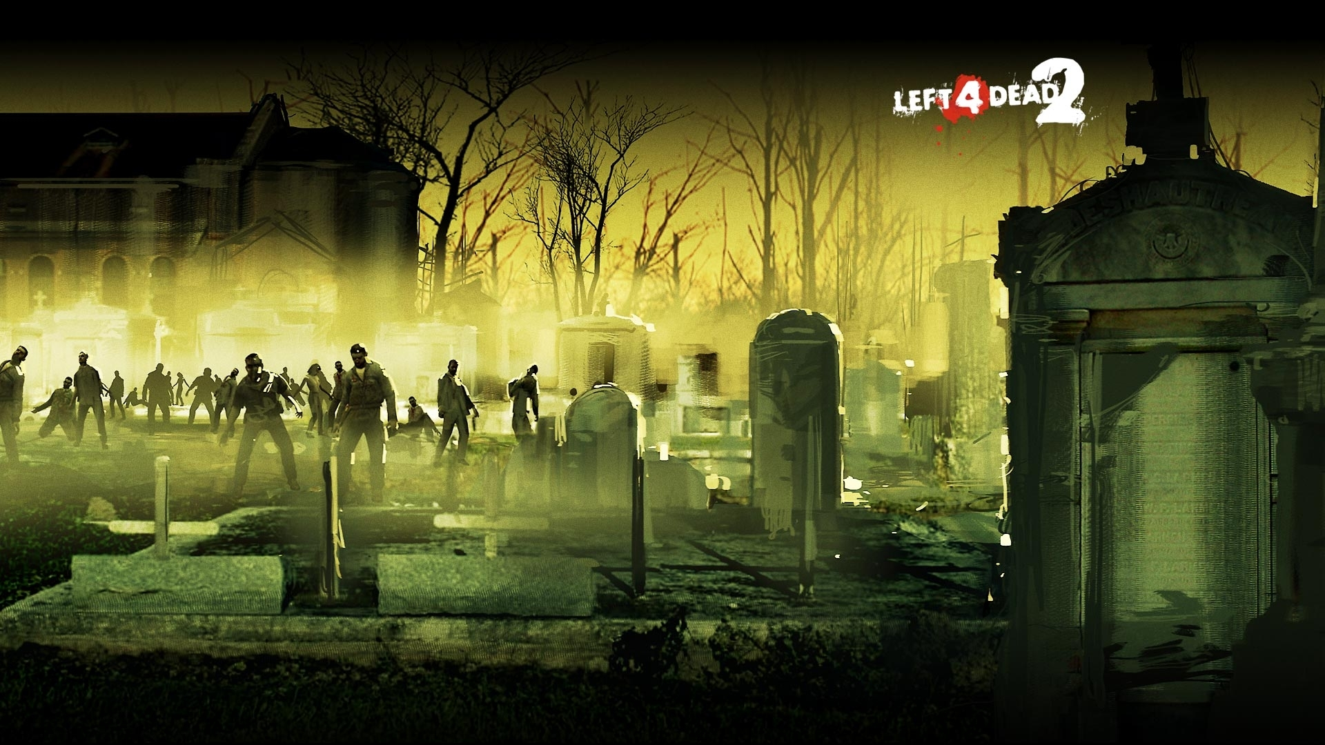 wallpaper #1 wallpaper from left 4 dead 2 - gamepressure