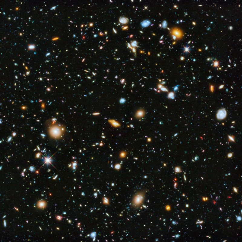 10 New Hubble Deep Field Background FULL HD 1080p For PC Background 2020 free download wallpaper 2300x2100 px deep space galaxy hubble deep field 800x800