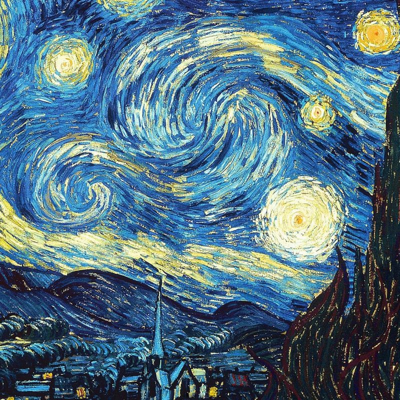 10 Best Starry Night Desktop Wallpaper FULL HD 1080p For PC Background 2018 free download wallpaper 2560x1600 px classy fantasy art the starry night 800x800
