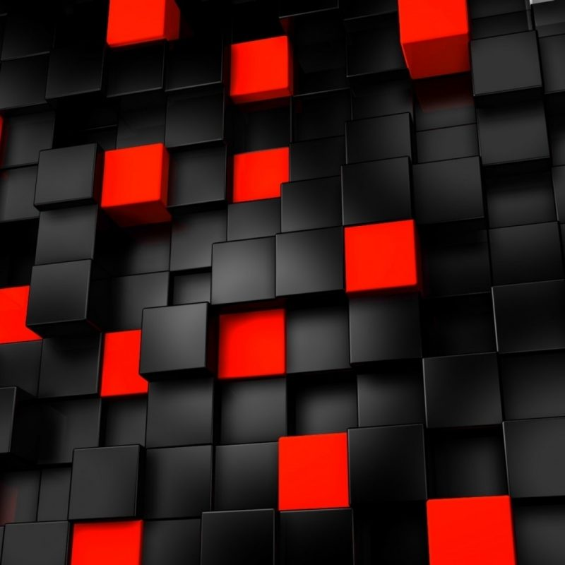 10 Most Popular Black And Red Wallpaper Abstract FULL HD 1920×1080 For PC Desktop 2018 free download wallpaper 3d cubes black red abstract 639 1 800x800