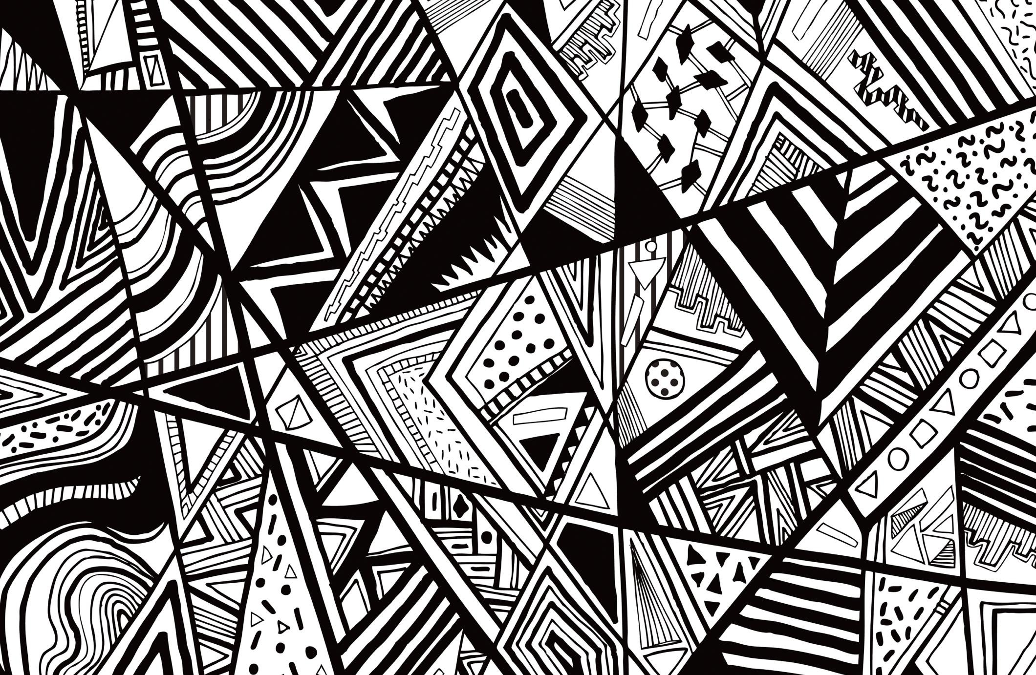 wallpaper: amazing black and white abstract wallpaper. black and