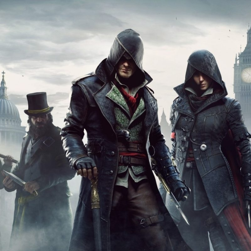 10 Best Assassin's Creed Syndicate Wallpapers FULL HD 1920×1080 For PC Background 2020 free download wallpaper assassins creed syndicate gang games 258 800x800
