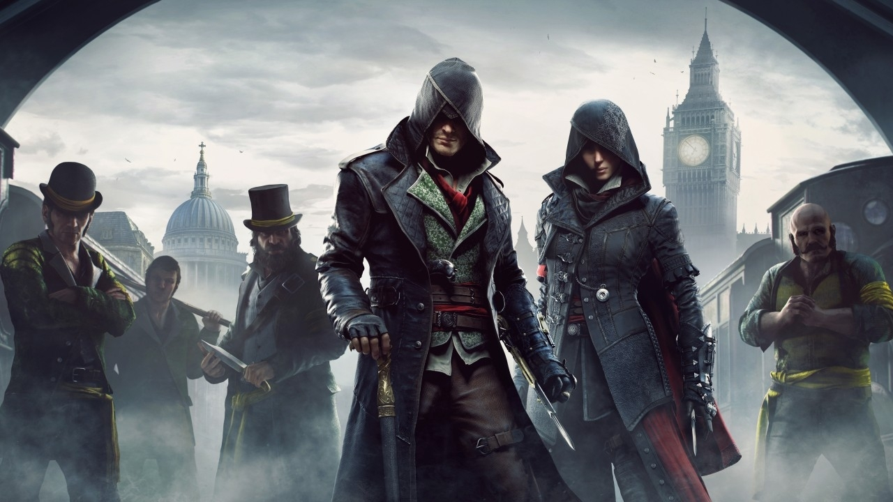 wallpaper assassin's creed, syndicate, gang, games, #258