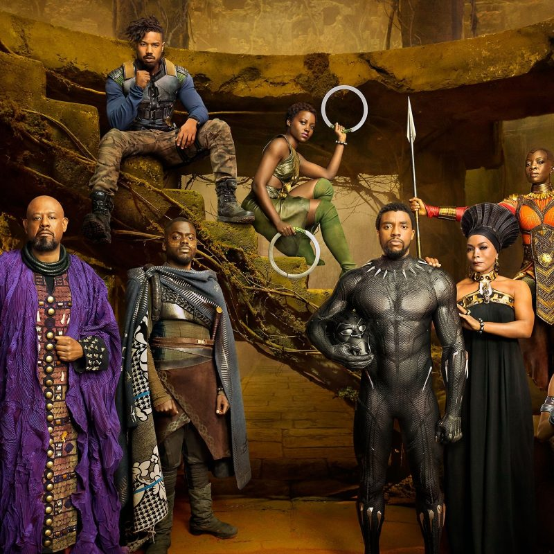 10 Most Popular Black Panther 2018 Wallpaper FULL HD 1080p For PC Desktop 2021 free download wallpaper black panther 2018 movies 8281 800x800
