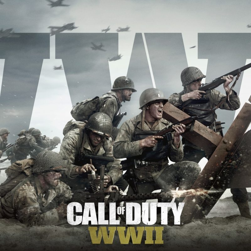 10 Most Popular Call Of Duty Ww2 Wallpaper FULL HD 1920×1080 For PC Desktop 2018 free download wallpaper call of duty wwii hd games 7346 800x800