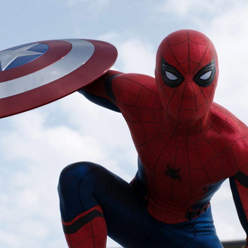 10 Top Spiderman Civil War Wallpaper FULL HD 1080p For PC Background 2020 free download wallpaper captain america 3 civil war spider man marvel best 800x800