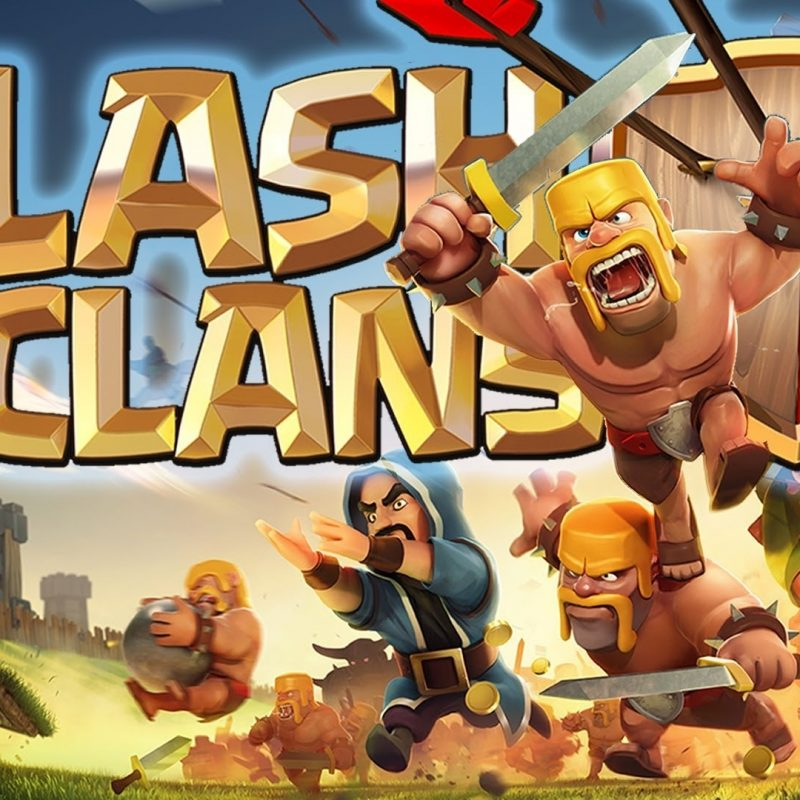 10 Best Clash Of Clans Hd Wallpapers FULL HD 1920×1080 For PC Desktop 2018 free download wallpaper clash of clans best on cartoon coc hd images laptop full 1 800x800