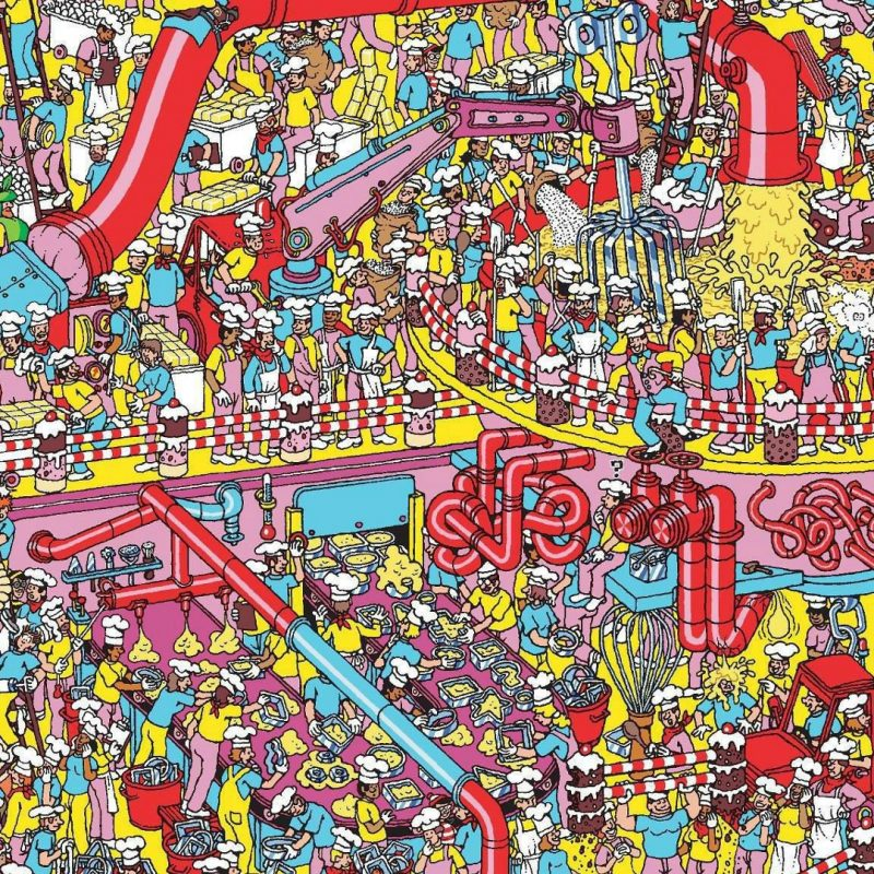 10 Best Where's Waldo Wallpaper 1920X1080 FULL HD 1080p For PC Background 2021 free download wallpaper detailed puzzles waldo art 1920x1080 dashopepper 800x800