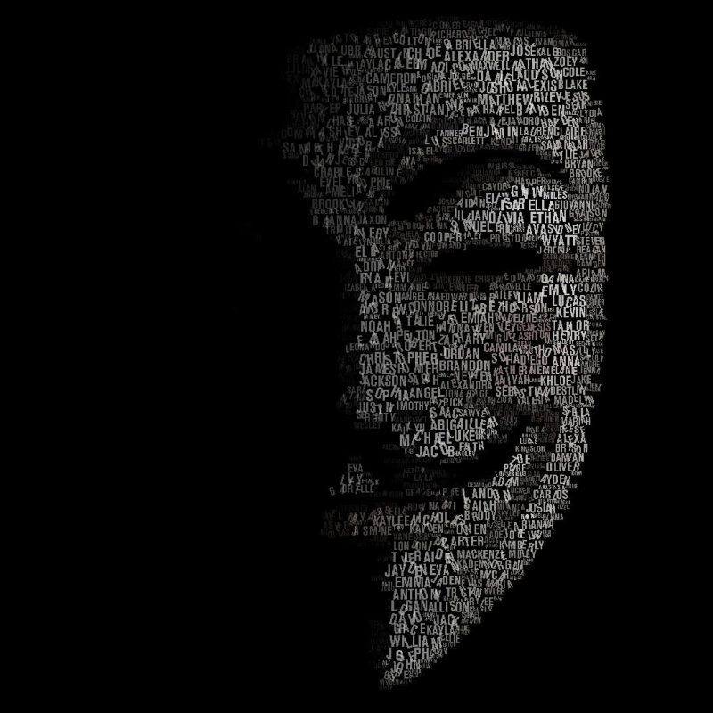 10 Most Popular V For Vendetta Mask Wallpaper FULL HD 1920×1080 For PC Desktop 2020 free download wallpaper digital art fantasy art black background minimalism 800x800