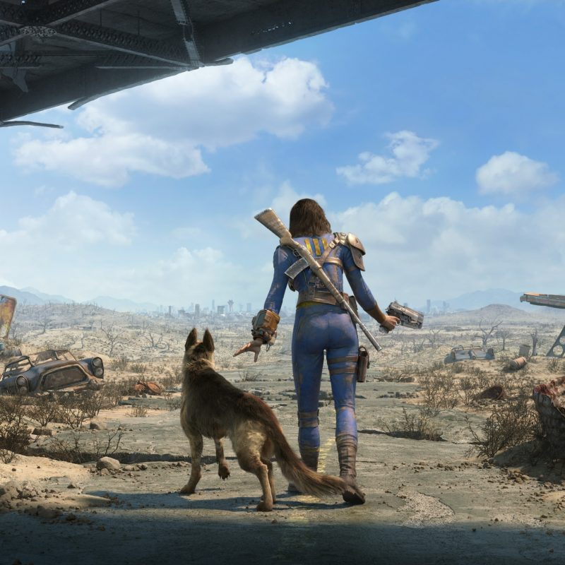 10 Latest Fallout 4 1600X900 FULL HD 1920×1080 For PC Background 2020 free download wallpaper fallout 4 female sole survivor dog games 224 800x800