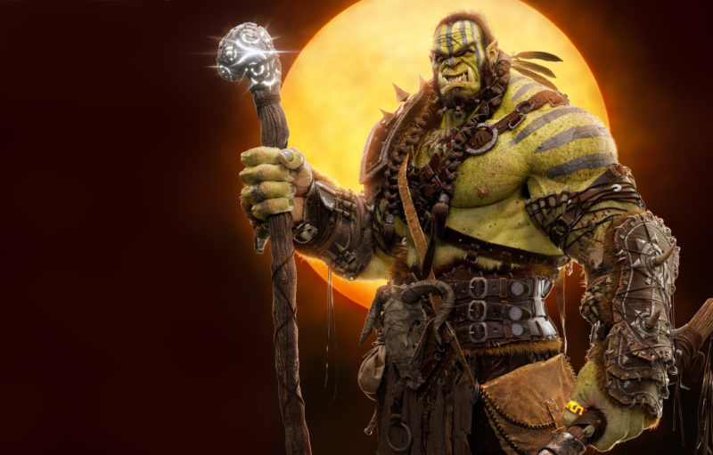 10 New Orc Warrior Wallpaper FULL HD 1080p For PC Background 2018 free download wallpaper fantasy the moon warrior art orc magic staff sven 800x511