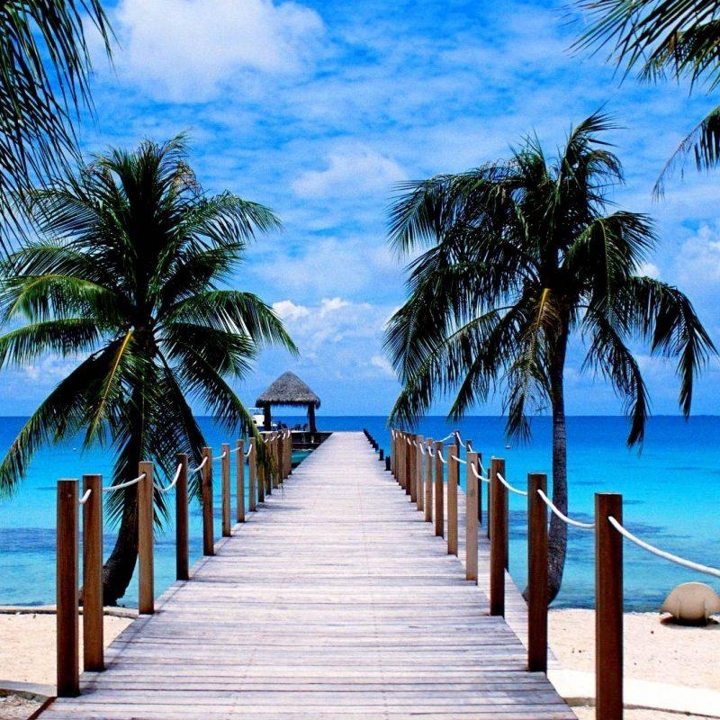 10 Best Summer Beach Desktop Wallpaper Full Hd 1080p For Pc
