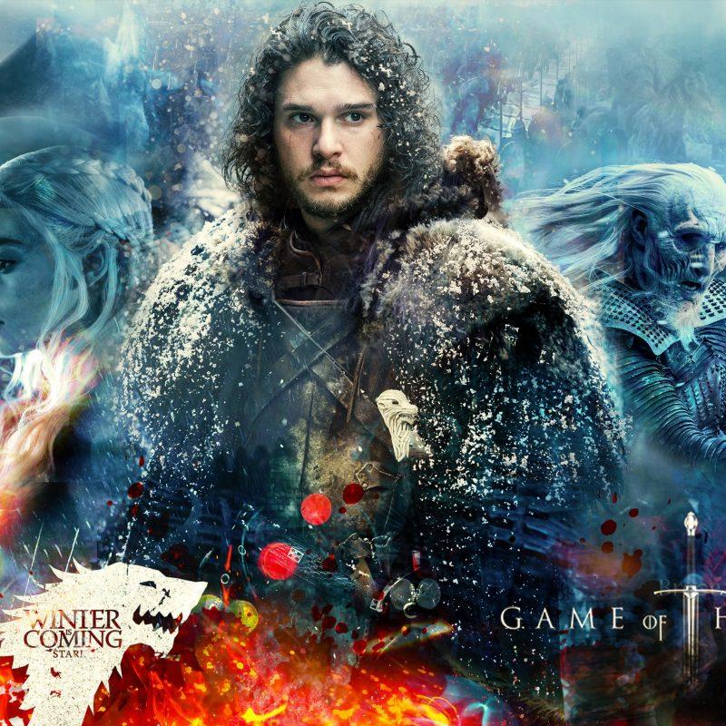 10 Top Got Season 7 Wallpaper FULL HD 1920×1080 For PC Background 2021 free download wallpaper game of thrones season 7 jon snow 2017 4k tv series 800x800