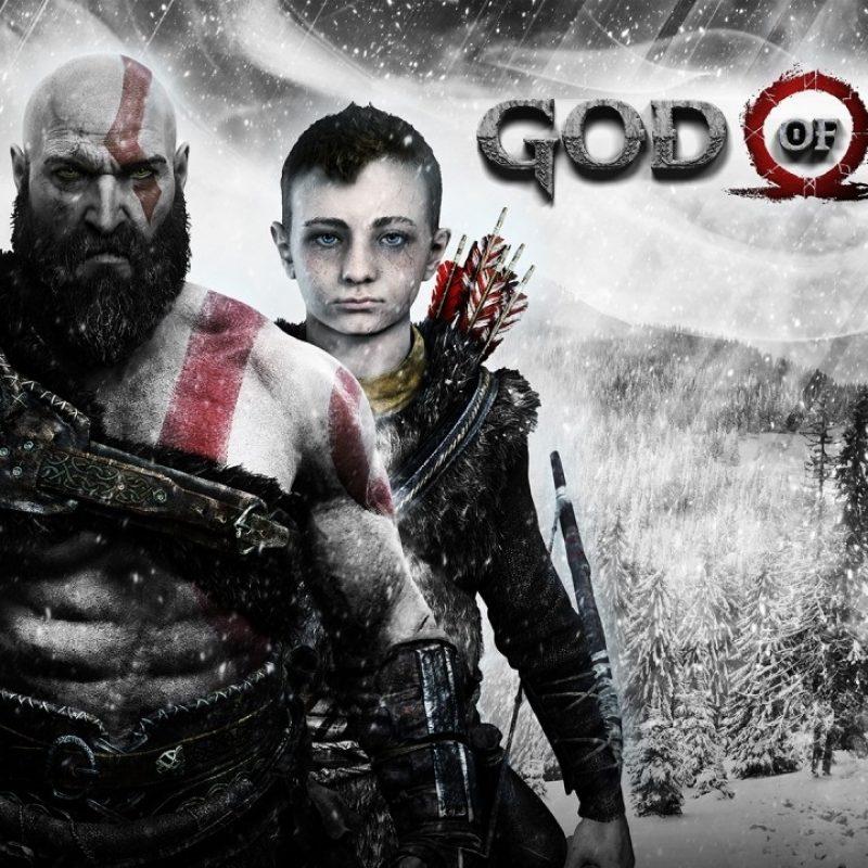 10 Top God Of War Wallpapers FULL HD 1080p For PC Desktop 2018 free download wallpaper god of war kratos atreus games 4151 800x800