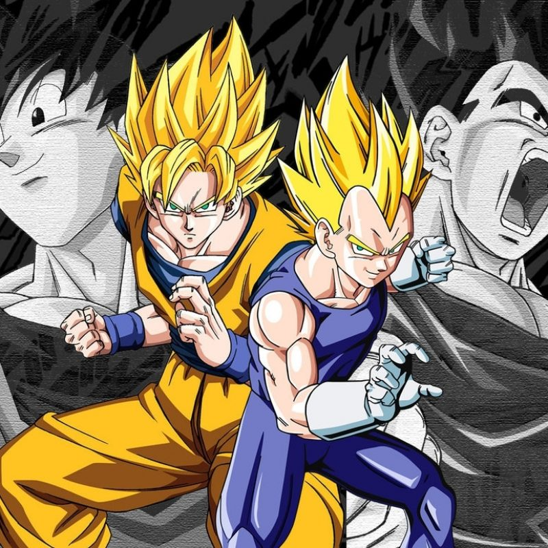 10 Top Dbz Wallpaper Goku And Vegeta FULL HD 1920×1080 For PC Desktop 2020 free download wallpaper goku ssj vs vegeta ssjdony910 anime pinterest 800x800