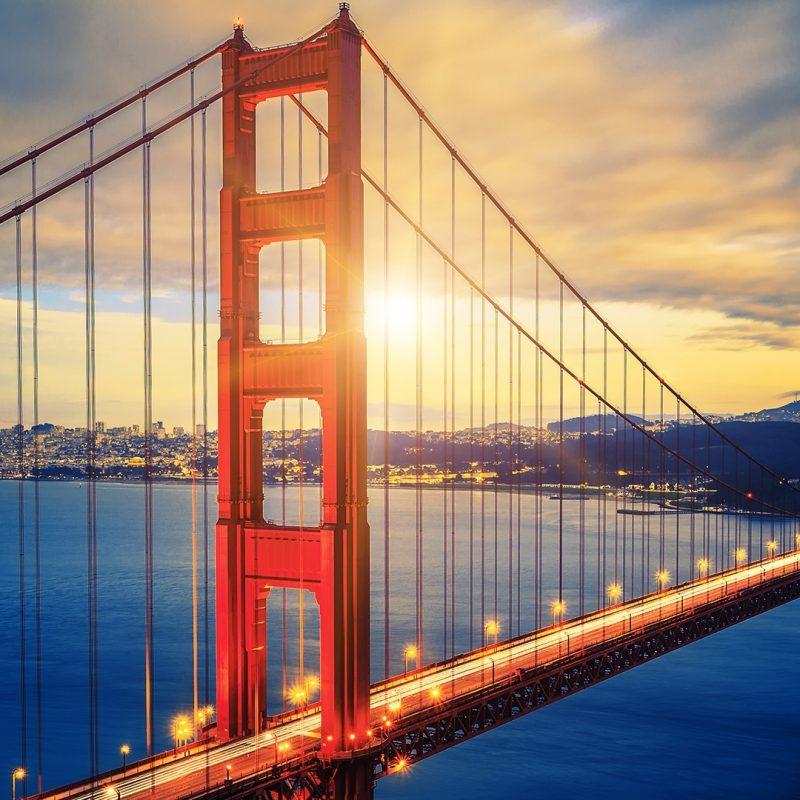 10 Most Popular Golden Gate Bridge Wallpaper 1920X1080 FULL HD 1920×1080 For PC Desktop 2018 free download wallpaper golden gate bridge sunset hd world 2492 800x800