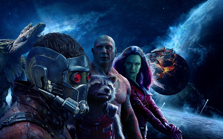 wallpaper guardians of the galaxy vol 2, 2017 movies, 4k, marvel