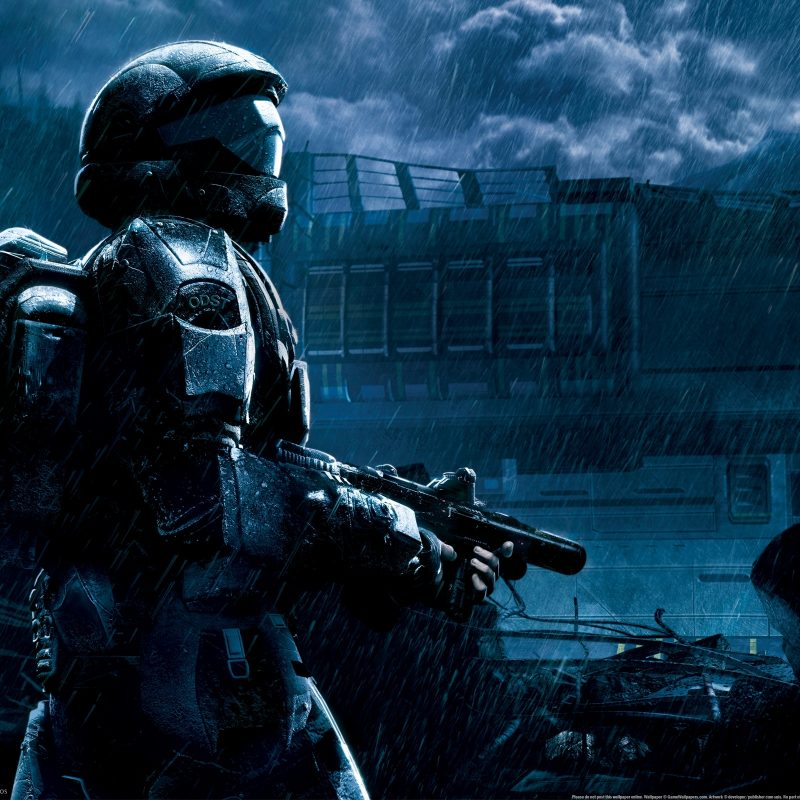 10 Latest Halo 3 Odst Wallpapers FULL HD 1080p For PC Background 2020 free download wallpaper halo 3 odst 02 2560x1600 10 000 fonds decran hd 800x800