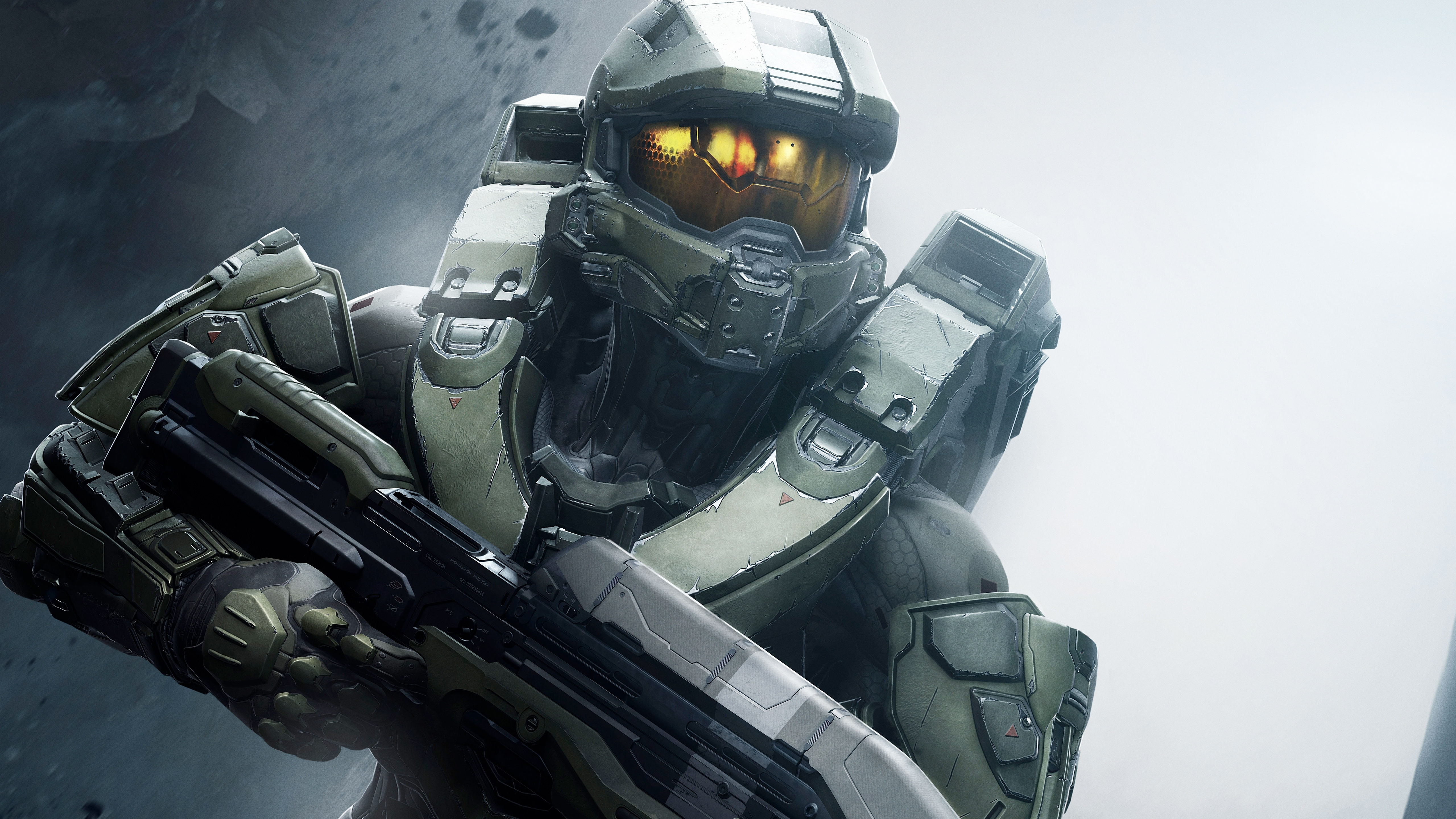 wallpaper halo 5: guardians, master chief, 5k, games, #5388