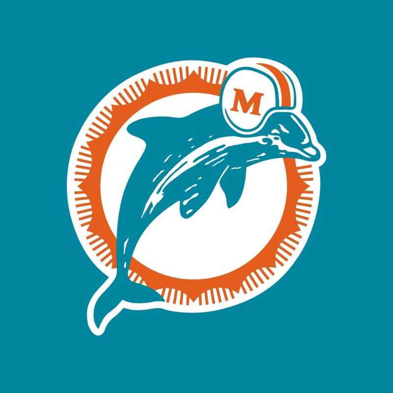 10 Best Miami Dolphins New Logo Wallpaper FULL HD 1920×1080 For PC Background 2018 free download wallpaper illustration text logo circle brand miami dolphins 800x800