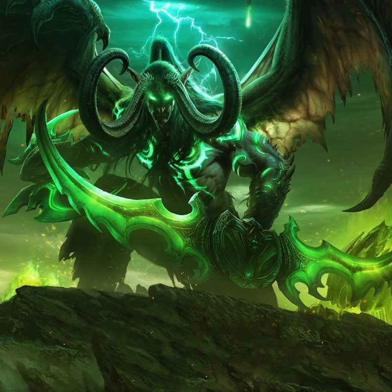 10 Best Illidan Stormrage Wallpaper 1920X1080 FULL HD 1080p For PC Background 2020 free download wallpaper illustration video games world of warcraft green 800x800