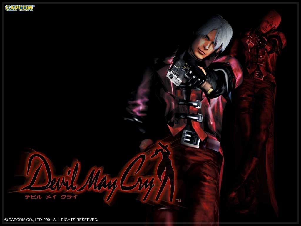 wallpaper image - devil may cry 1 - mod db