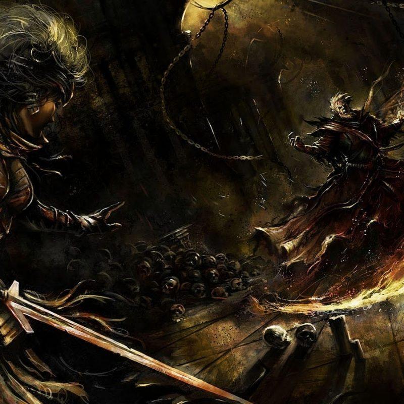 10 Latest Good Vs Evil Battle Wallpaper FULL HD 1080p For PC Background 2020 free download wallpaper land sorcerer vs knight 800x800