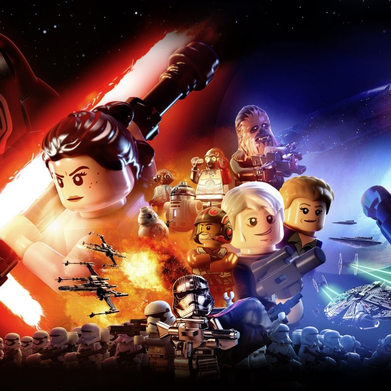10 Most Popular Lego Star Wars Wallpaper FULL HD 1920×1080 For PC Desktop 2018 free download wallpaper lego star wars the force awakens hd games 11314 2 800x800