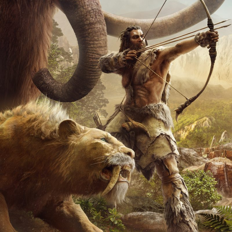 10 Most Popular Far Cry Primal Wallpaper FULL HD 1080p For PC Desktop 2021 free download wallpaper mammoth sabretooth tiger far cry primal 5k games 829 800x800