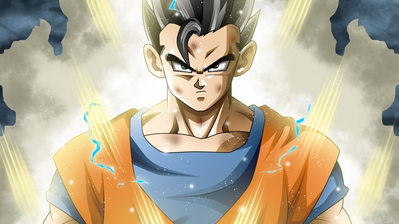 wallpaper mystic gohan, dragon ball super, 5k, anime, #7321