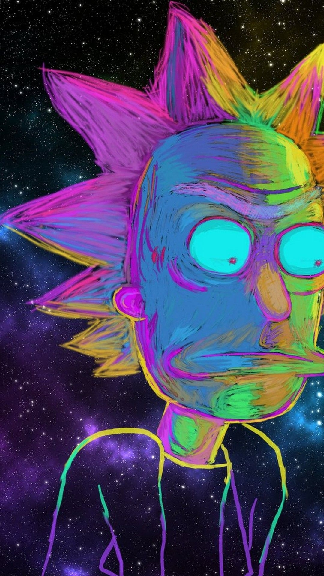 wallpaper rick and morty iphone hd - 2018 iphone wallpapers