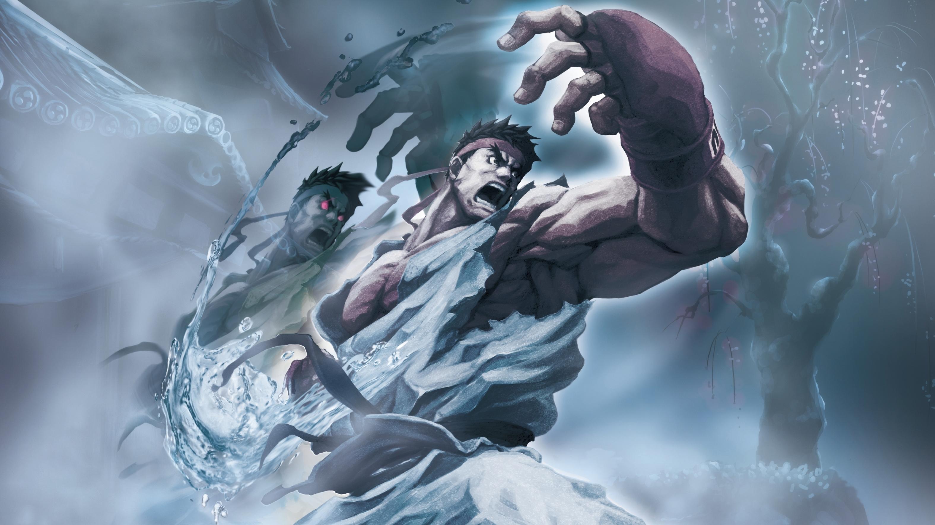 wallpaper ryu, street fighter x tekken, games, #4550