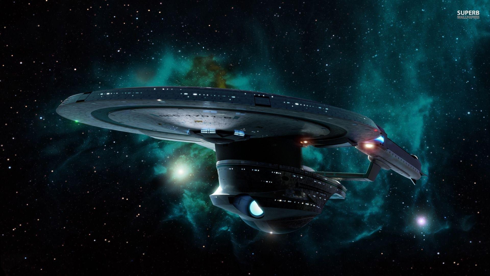 wallpaper starships from tv | starship enterprise wallpaper