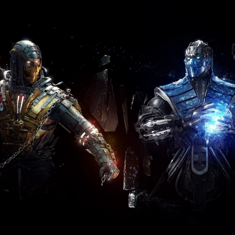 10 Latest Mortal Kombat Sub Zero Wallpaper FULL HD 1920×1080 For PC Desktop 2018 free download wallpaper sub zero scorpion mortal kombat artwork games 8022 800x800