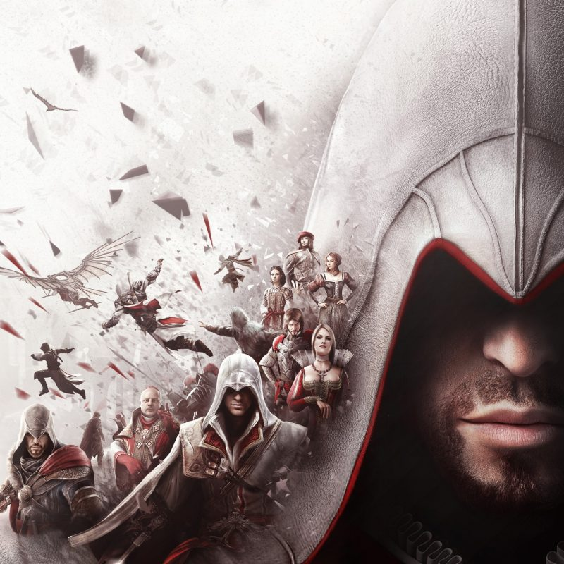 10 Best Assassin's Creed Ezio Wallpaper FULL HD 1080p For PC Background 2018 free download wallpaper the ezio collection assassins creed ps4 xbox one hd 800x800