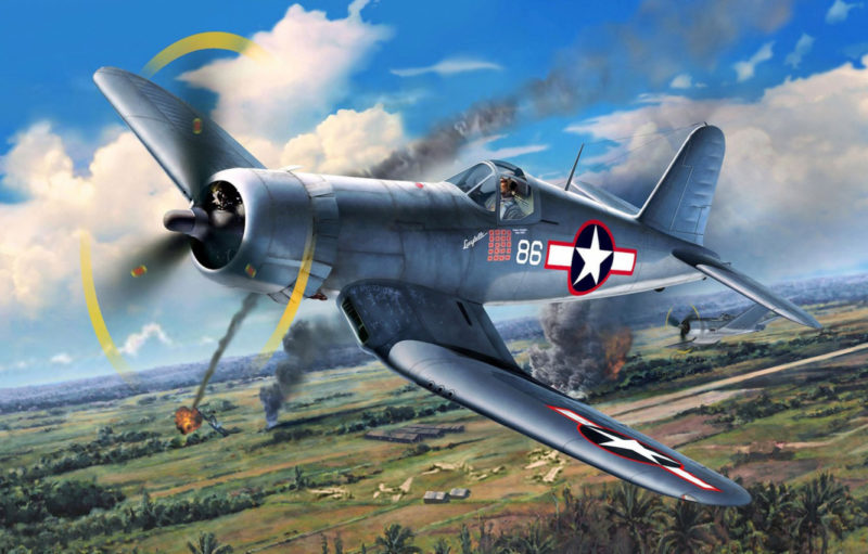 10 Most Popular F4U Corsair Wallpaper FULL HD 1080p For PC Desktop 2021 free download wallpaper war art airplane painting aviation ww2 vought f4u 800x511