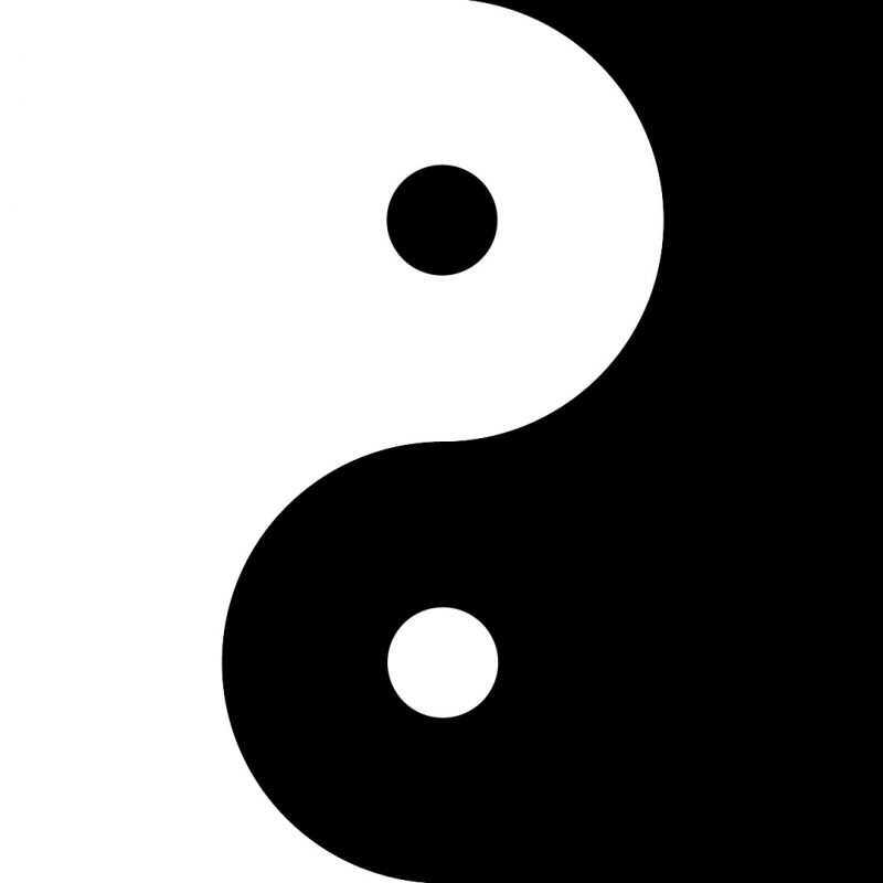 10 Best Yin Yang Wallpaper Hd FULL HD 1920×1080 For PC Background 2020 free download wallpaper wiki cool black and white yin yang wallpaper pic wpc004316 800x800