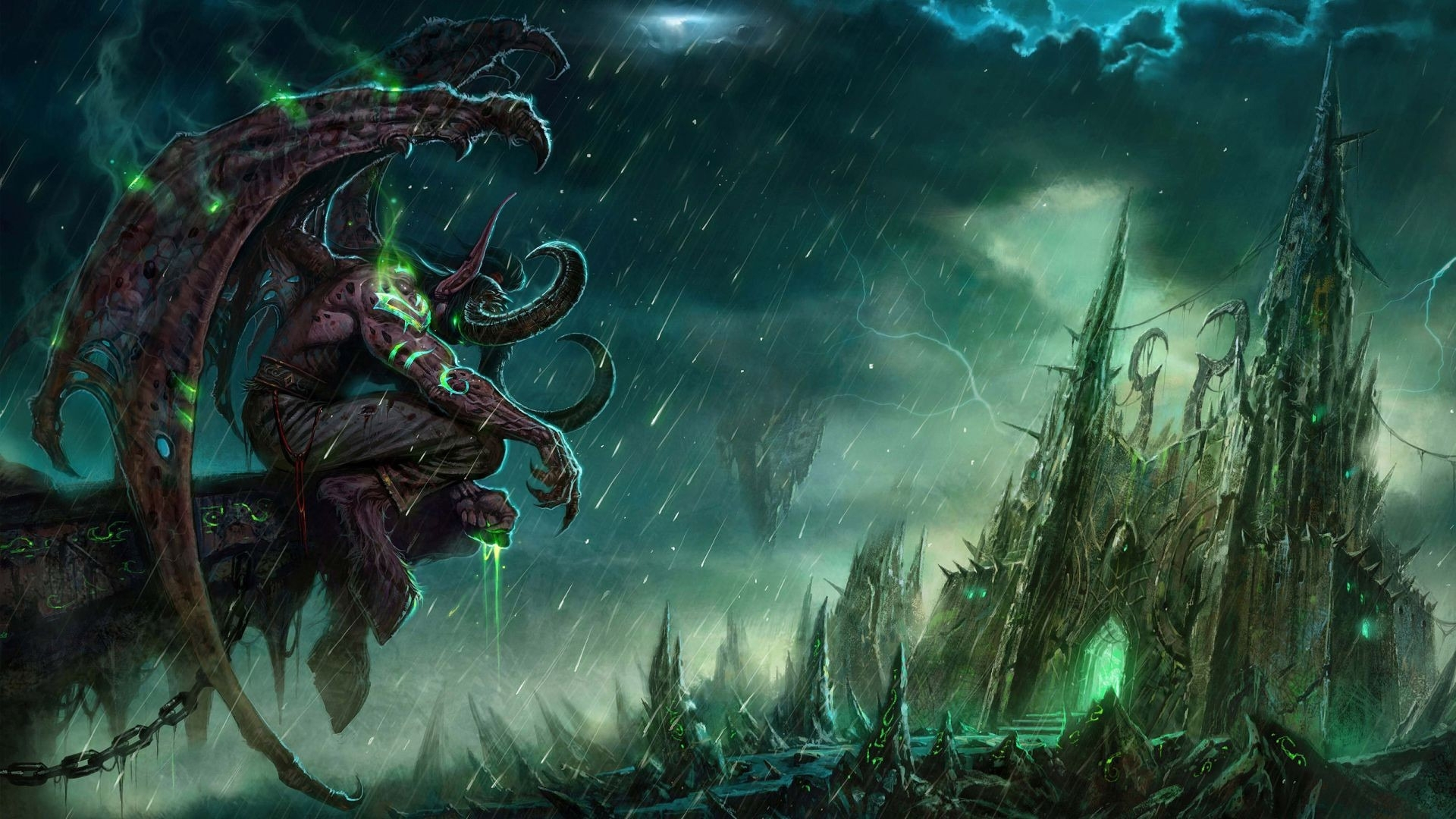 wallpaper world of warcraft hd gratuit à télécharger sur ngn mag