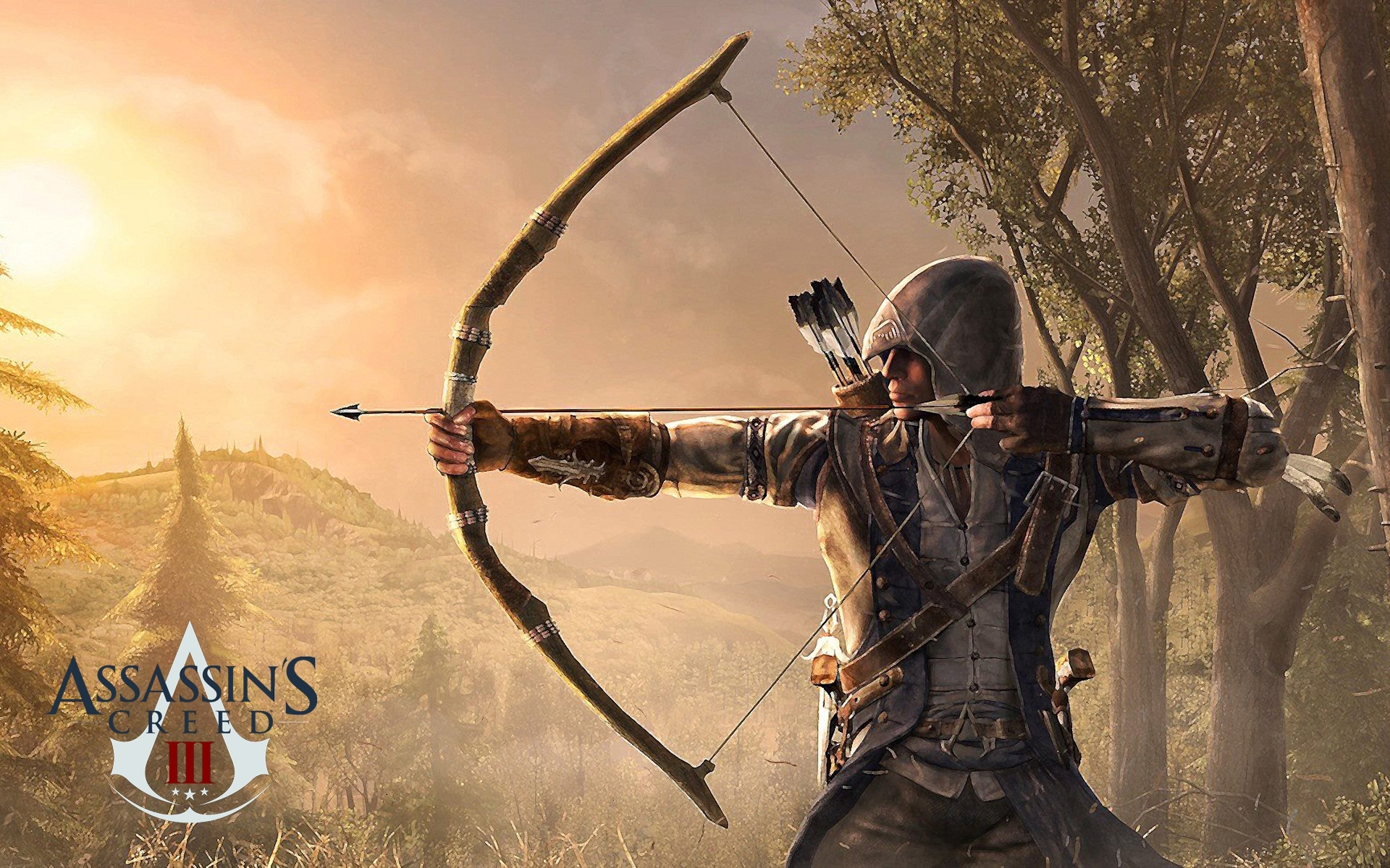 wallpapers : assassin's creed iii - back to the geek !