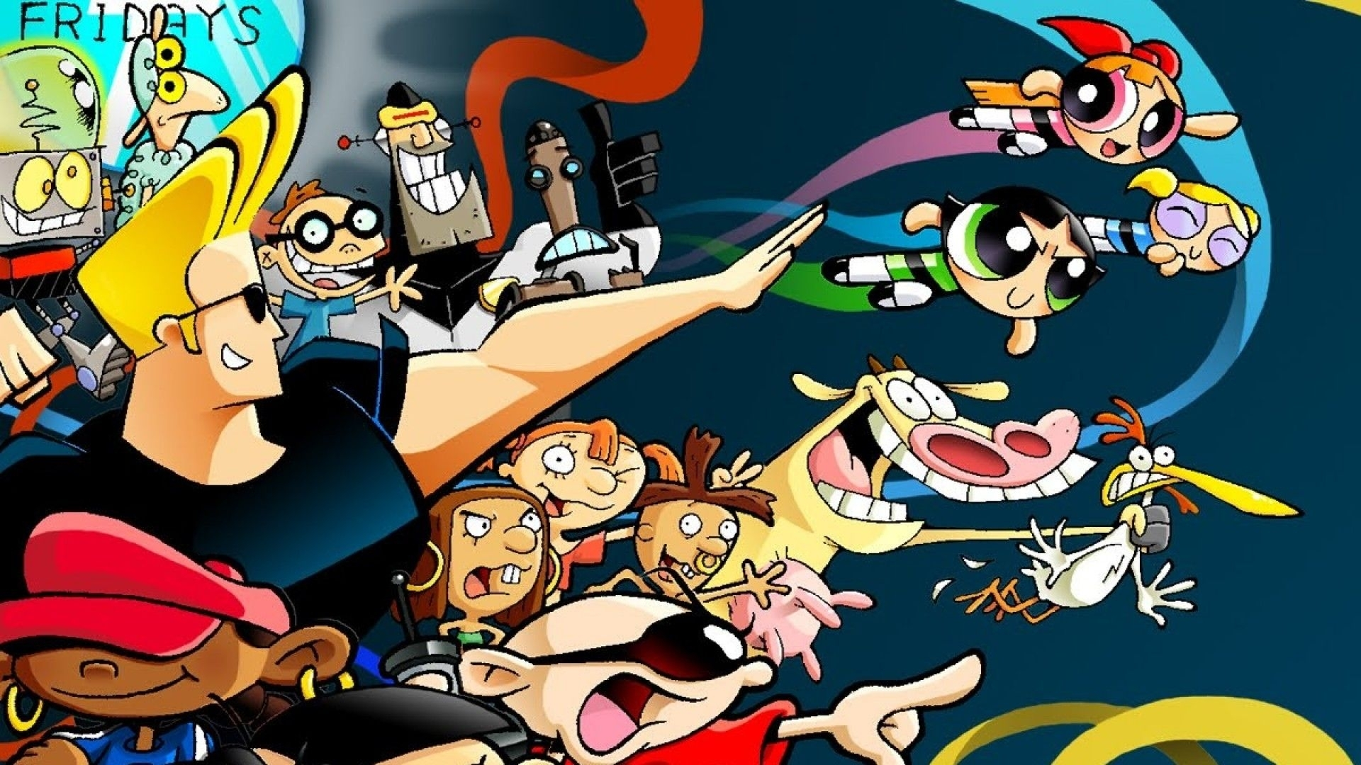 wallpaper's collection: «cartoon network wallpapers»