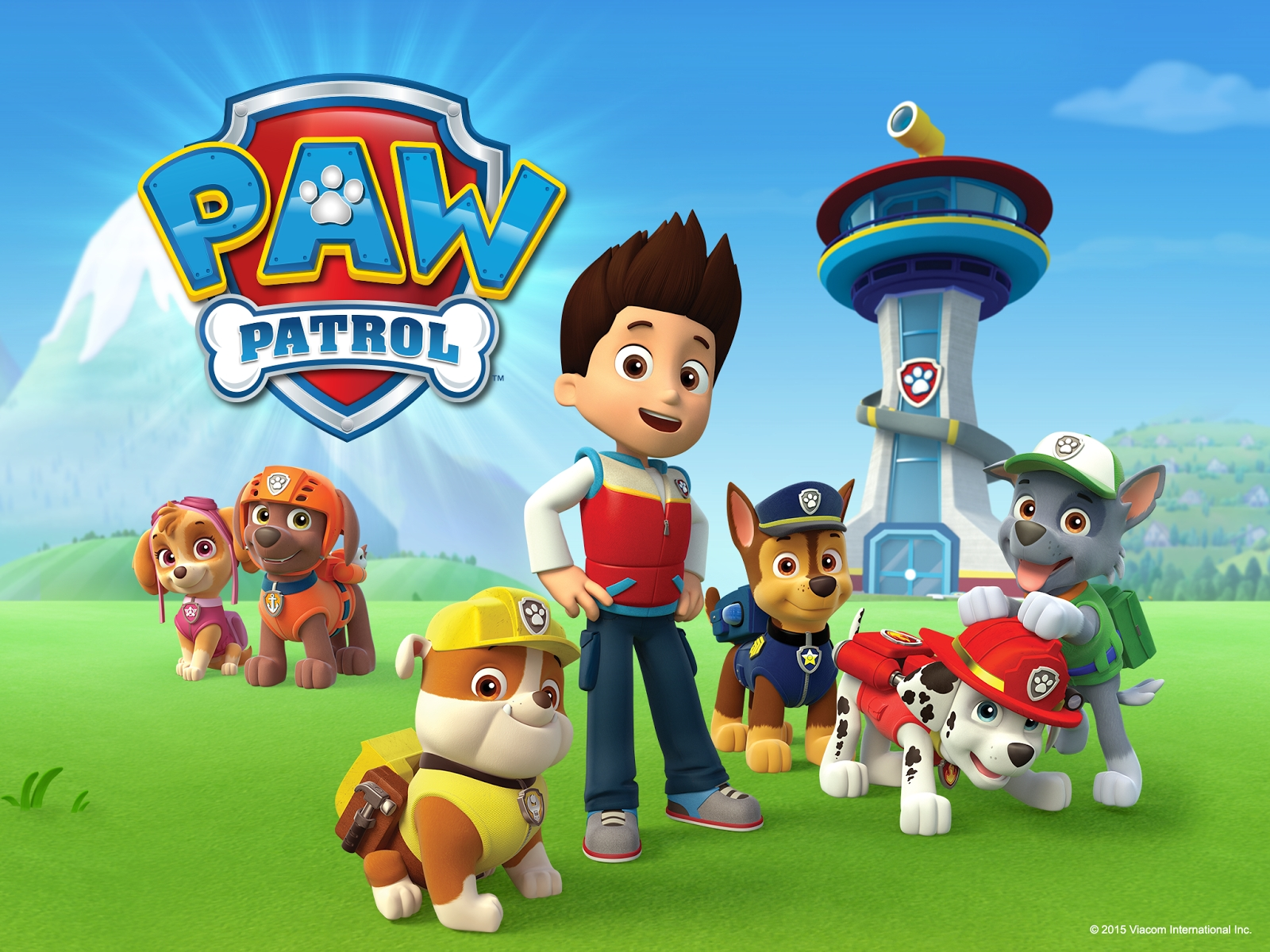 wallpaper's collection: «paw patrol wallpapers»