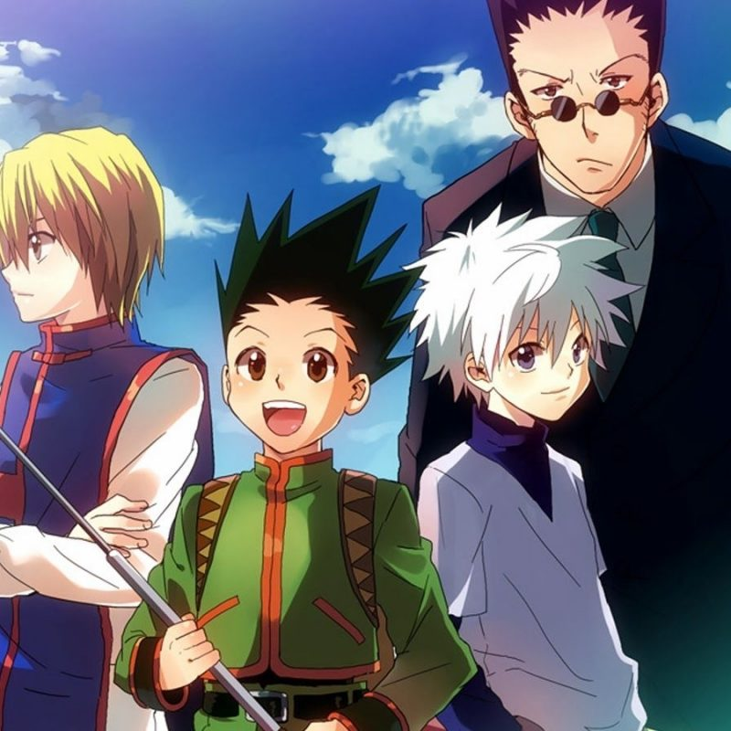 10 New Hunter X Hunter Wallpaper FULL HD 1080p For PC Desktop 2018 free download wallpapers hunter x hunter gallery 86 plus pic wpw2011803 800x800