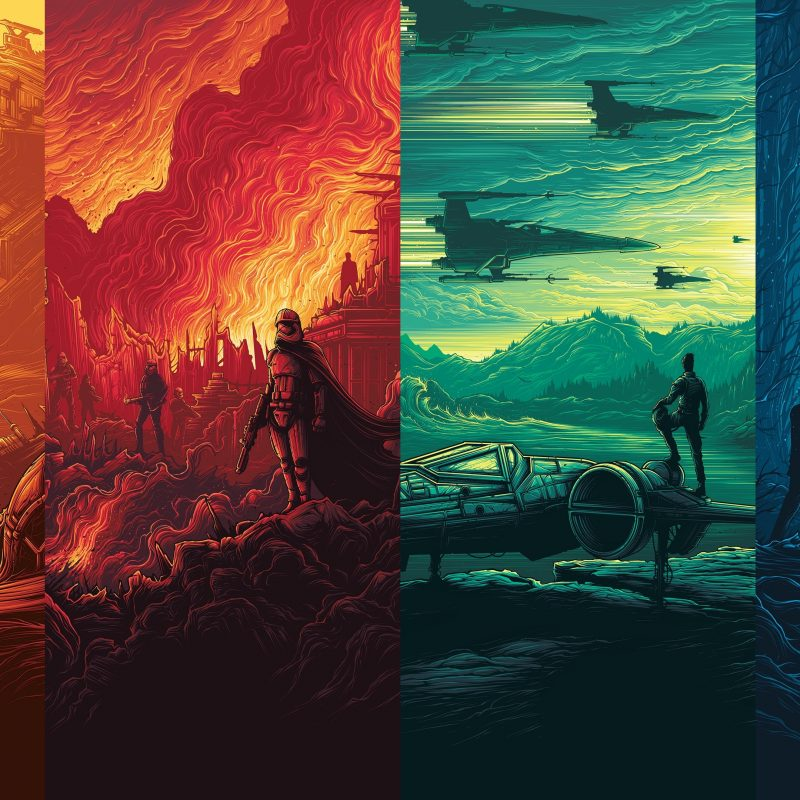 10 New Wallpapers De Star Wars FULL HD 1080p For PC Background 2020 free download wallpapers i made of those epic imax star wars posters album on imgur 800x800